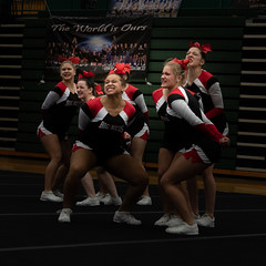 PHHS Cheer Districts 2019-8