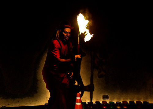 El señor del fuego