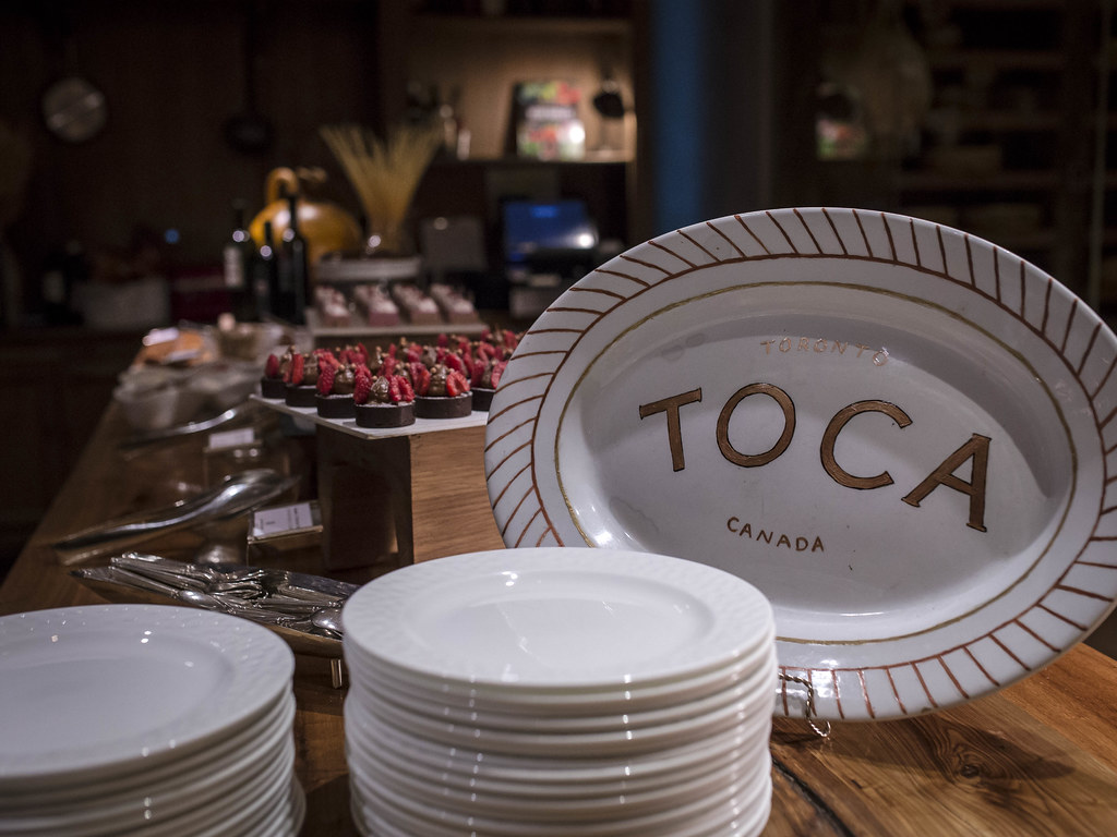 Toca Saturday Brunch