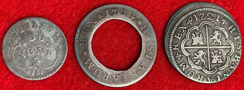 Three Coins-A-crop