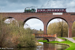 Severn Valley Railway Spring Steam Gala 15-17 March 2019
