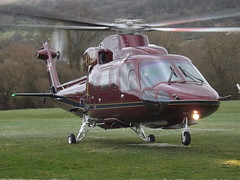 G-XXEB Sikorsky S-76 Helicopter (The Queen's Helicopter Flight)