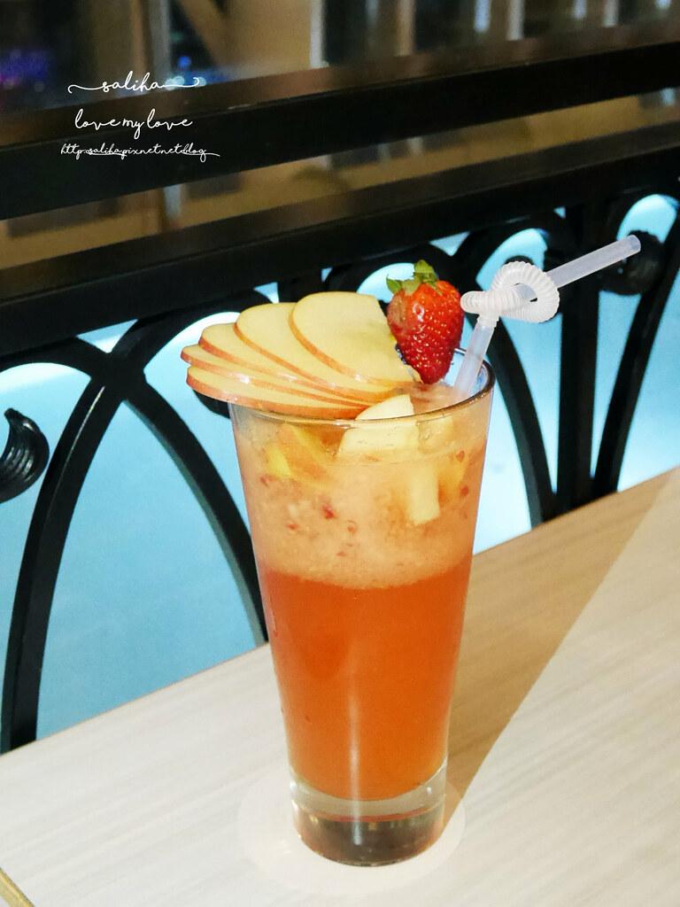 板橋大遠百跳舞香水下午茶咖啡餐廳推薦威尼斯歐洲風 (6)