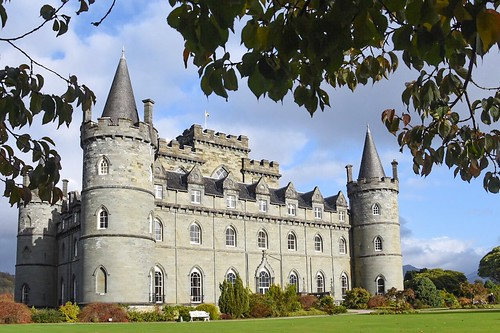 Inveraray Castle | by Anne Young2014