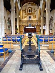 Attleborough, Norfolk - St Mary's Church