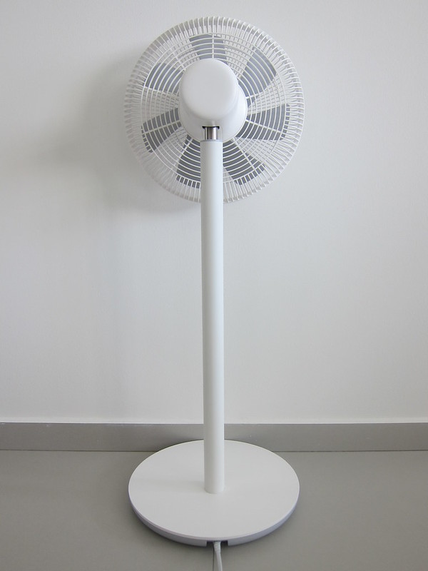 Mi Standing Fan - Back