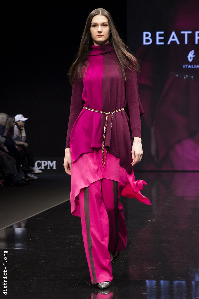 DISTRICT F — Collection Première Moscow AW19 — CPM Beatrice B mkjh