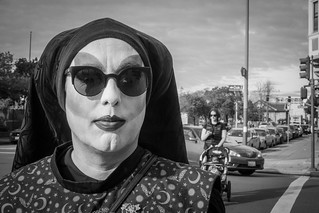 respect your sisters of perpetual indulgence