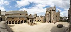 Château de Vitré [France] - Photo of Balazé