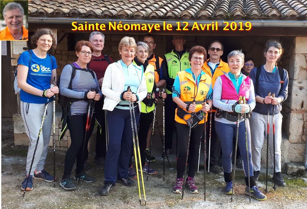 St Néomaye le 12 Avril 20109