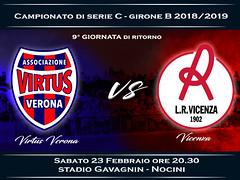 Virtus Verona - L.R. Vicenza 1-0 FINALE