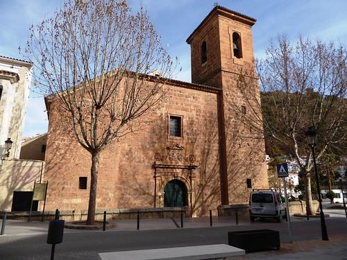 Cambil (Jaén-España). Iglesia de la Encarnación