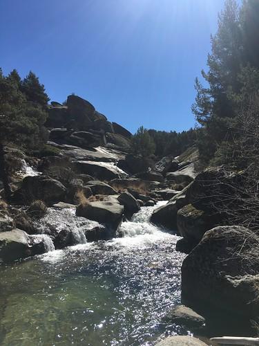 Gredos Tormes river