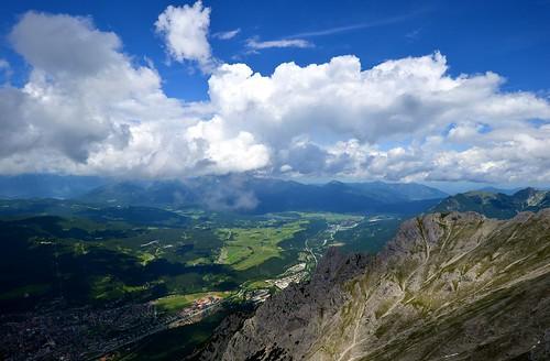 Mittenwald - Valley View
