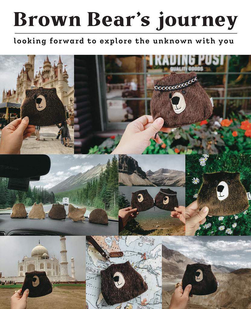 brownbear journey