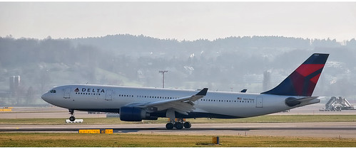 Delta Airlines N857NW