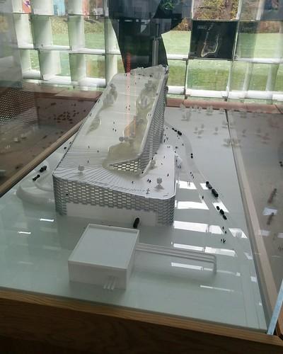 MECA #toronto #unzippedtoronto #serpentinepavilion2016 #bjarkeingels #architecture #meca #bordeaux #latergram