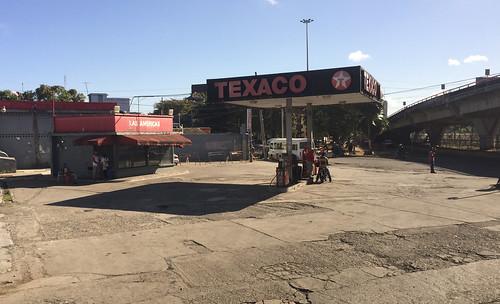 94 - Texaco Las Americas - Santo Domingo