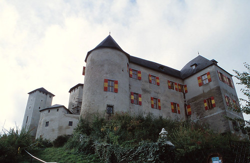 Lockenhaus Castle