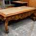 Marble coffee table reduced to E200