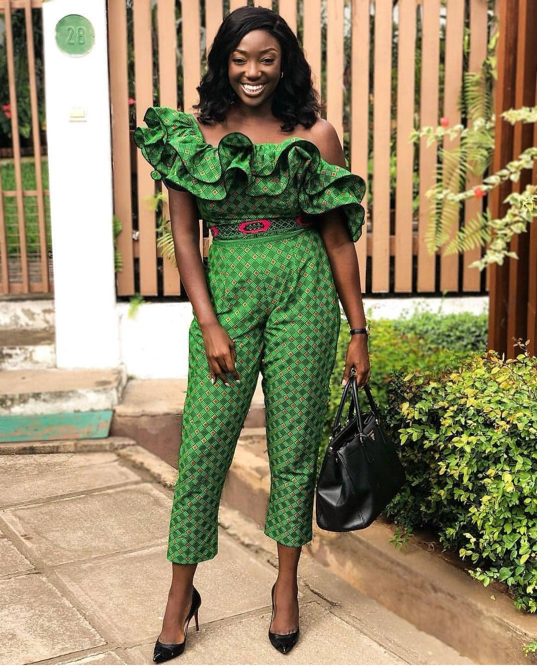 Classy Ankara Styles Of Jump-suits For Ladies 2020 2