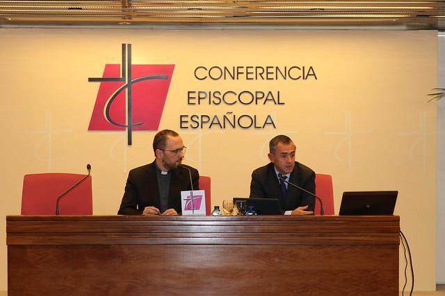 Asignaciones a favor de la Iglesia Católica - Renta 2018