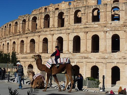 Amfiteátr El Jem: Vítejte ve starověkém africkém Římě