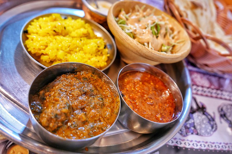 Indian restaurant gagar