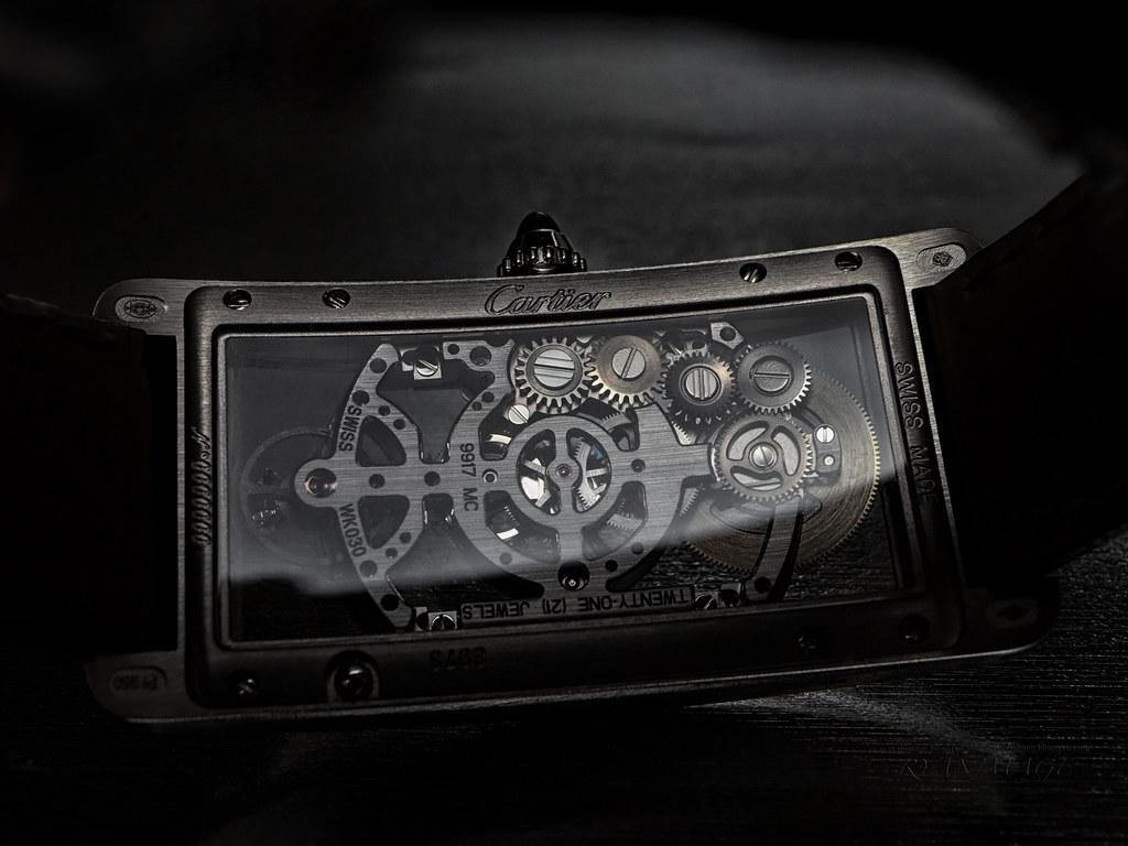 Cartier TANK CINTRÉE WATCH (8) - 5K