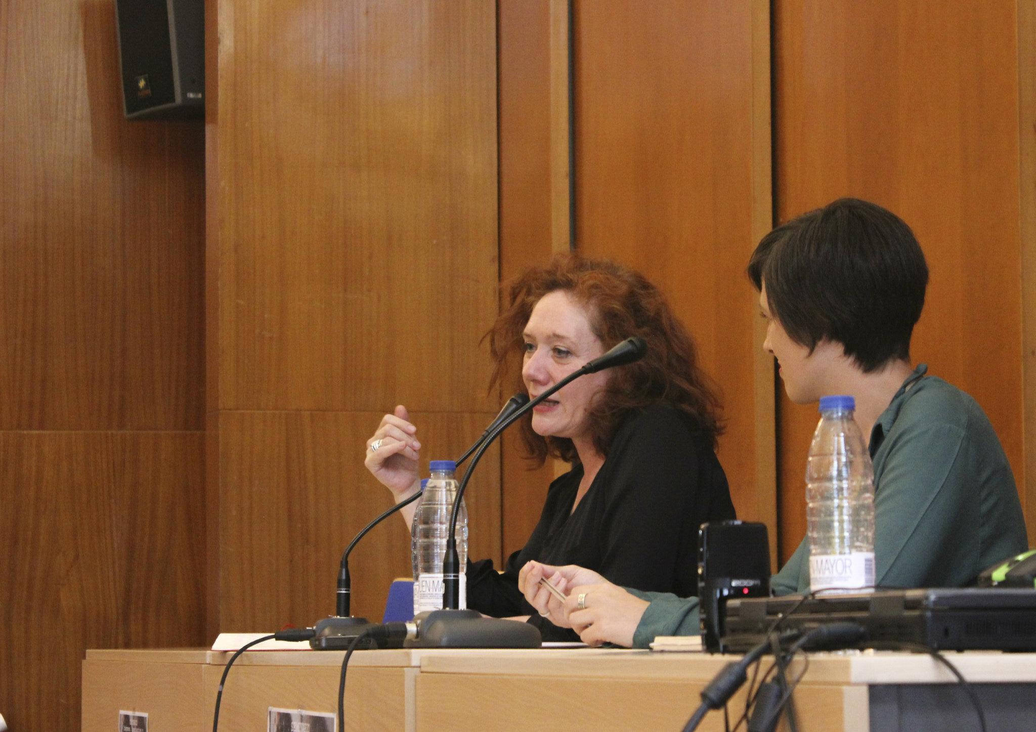 Cristina Fallarás: Activismo y Violencia