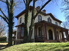 Excellent visit to Warrenton this morning; postwar home of John Singleton Mosby. Civil War Trails, Inc. #civilwar https://steller.co/s/9K4Psmzzjzh #civilwar