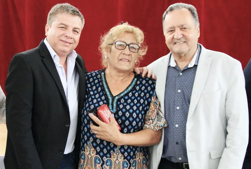 2019-02-08: DESARROLLO HUMANO: Entrega Anteojos Jachal
