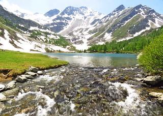 AO Valdigne il Lago d'Arpy