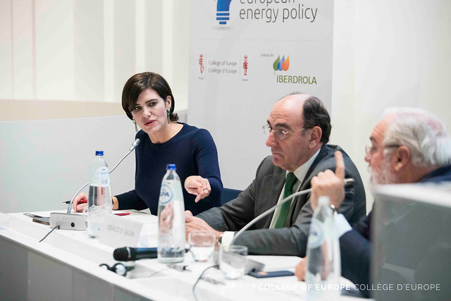 Decarbonising energy Lessons from history and policies for the future.Launch event for the Energy Chair.Brussels.7 Feb 2019