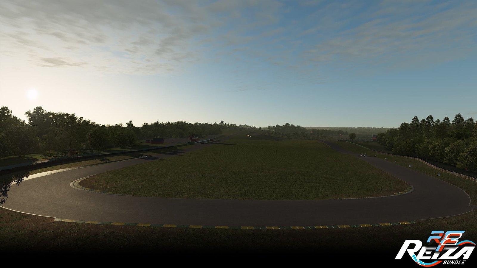 rFactor 2 - Reiza Bundle DLC VIRginia International Raceway Previews 2