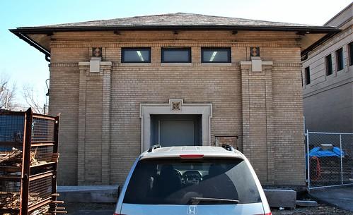 Former ComEd Brookdale Substation