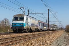 BB 26001 / Intercités 14403 Paris - Orléans - Photo of Mérobert