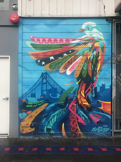 Mission Street Mural