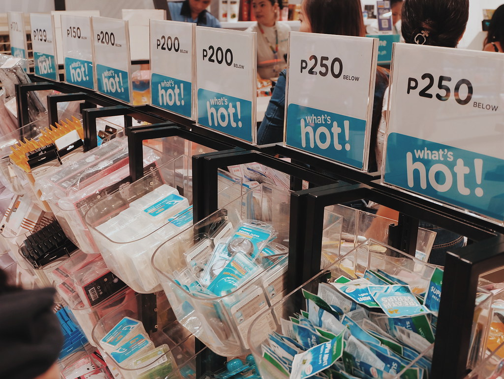 #HappyNewYou My Go-To Place to Shop for Pampering Products: Watsons