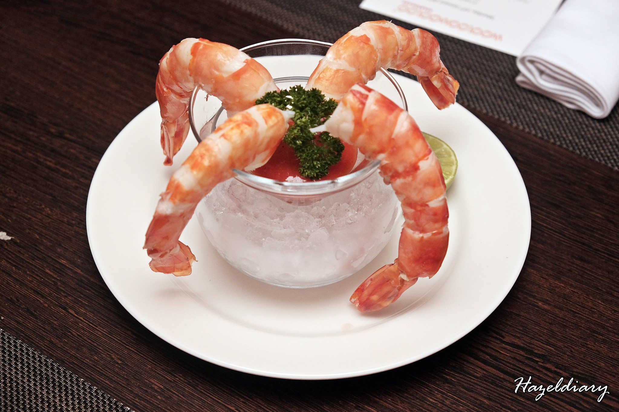 wooloomooloo steakhouse-cocktail prawns