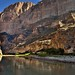 1200' Walls of the Boquillas Canyon (Big Bend National Park) by thor_mark 