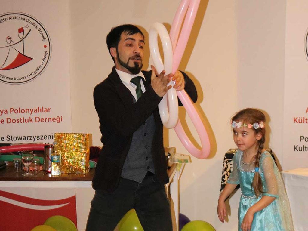 Çocuk karnavalı düzenlendi