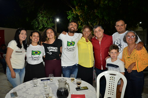 ANIVERSÁRIO DE 39 ANOS DO PT EM JUAZEIRO DO NORTE