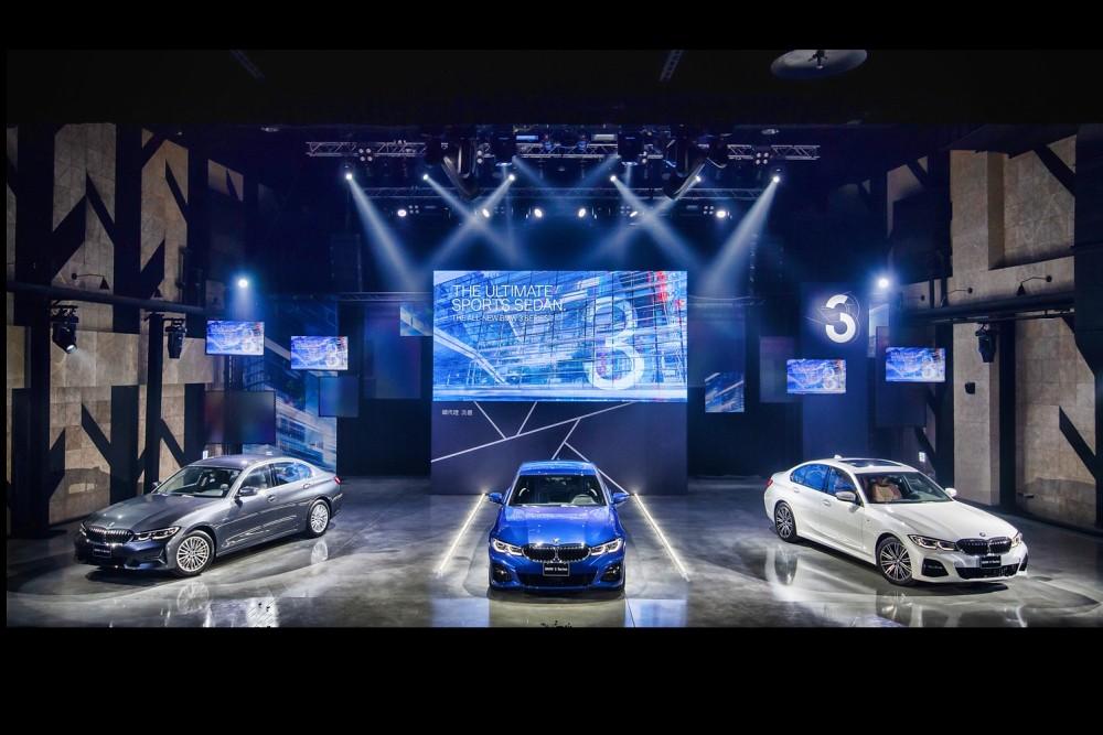 [新聞照片一] 全新世代BMW 3系列3月11日全台盛大發表