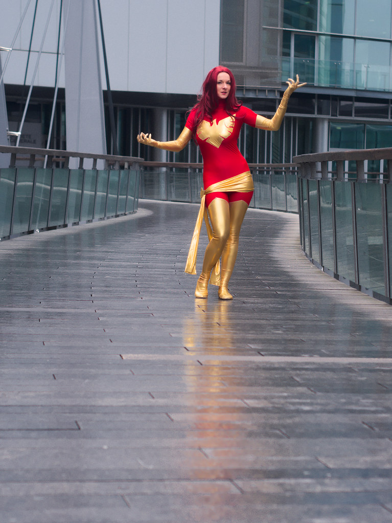 related image - Shooting Dark Phoenix - Durden - La Défense -2018-12-16- P1444487
