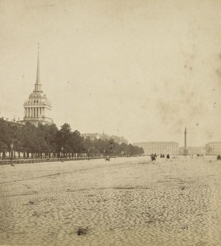 Санкт-Петербург. Часть 118. 1868. «Виды С.-Петербурга». Часть 1
