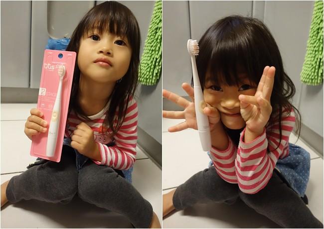 兒童牙刷推薦 AGUARD 兔兔兒童電動牙刷 - (3)
