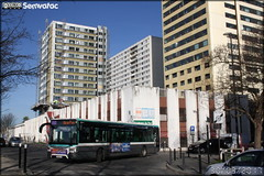 Iveco Bus Urbanway 12 - RATP (Régie Autonome des Transports Parisiens) / STIF (Syndicat des Transports d'Île-de-France) n°8902