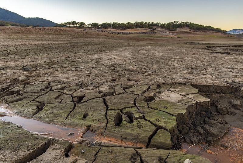 Dry Emigrant Lake
