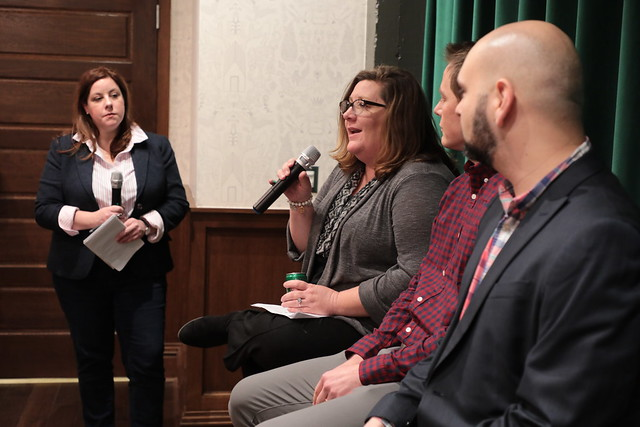 Our Stories, Our News: A Conversation with Local Journalists and Community Members